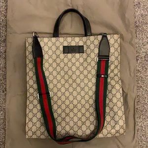 Gucci small luggage bag